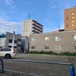 札幌・南11西8で賃貸MS・飲食店計画