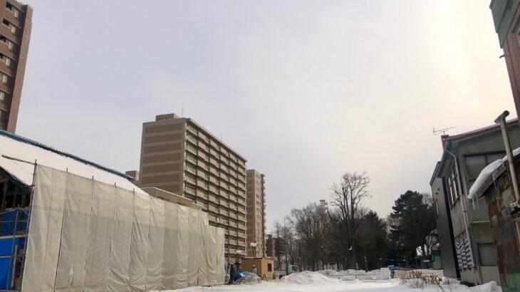 明和地所、「札幌・北4東6再開発地区」の隣接地で38戸マンション開発